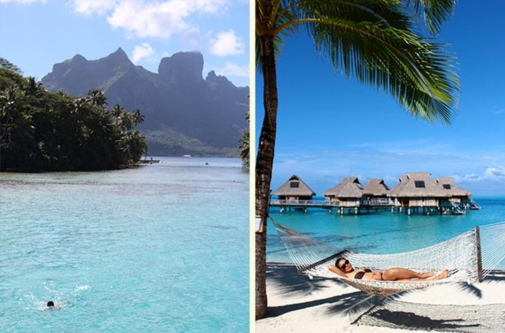 Hilton Bora Bora 014