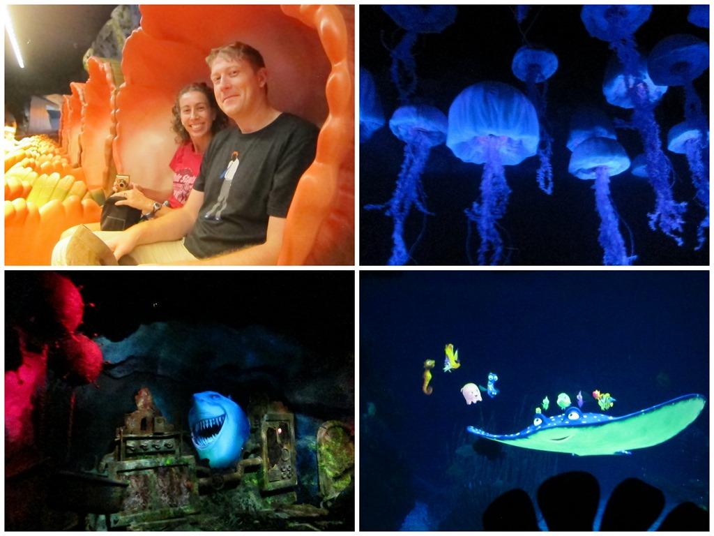 Enjoying the festivals and rides at disney s epcot the - Aquarium nemo ...