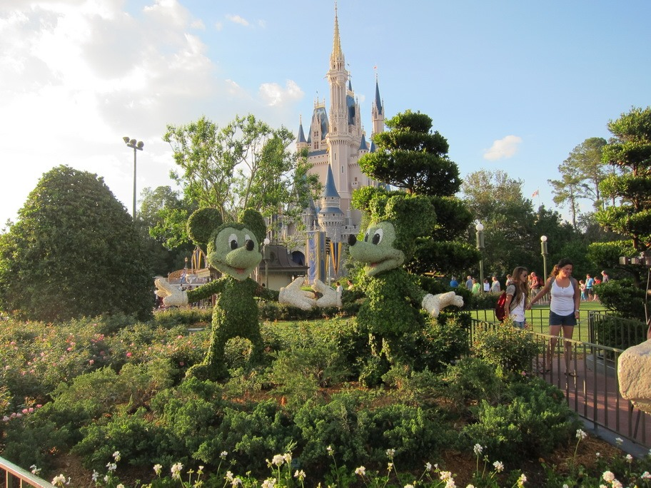 The Most Visited Theme Park in the World: Disney's Magic ...