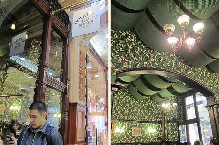 Melbourne - Victoria Market and Tea 016