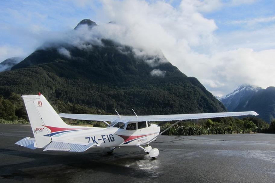 Milford Sound 01