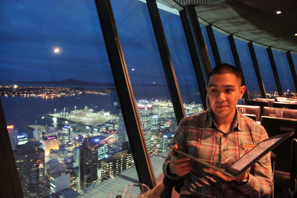Rotating Restaurant Nyc