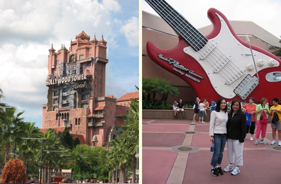Tower and Aerosmith