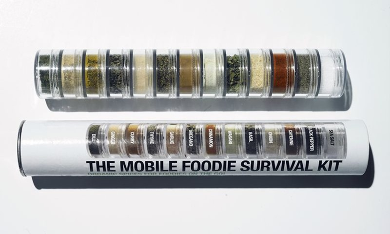 Foodie Survival Kit