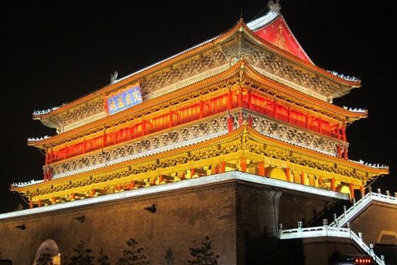 Downtown Xi'An