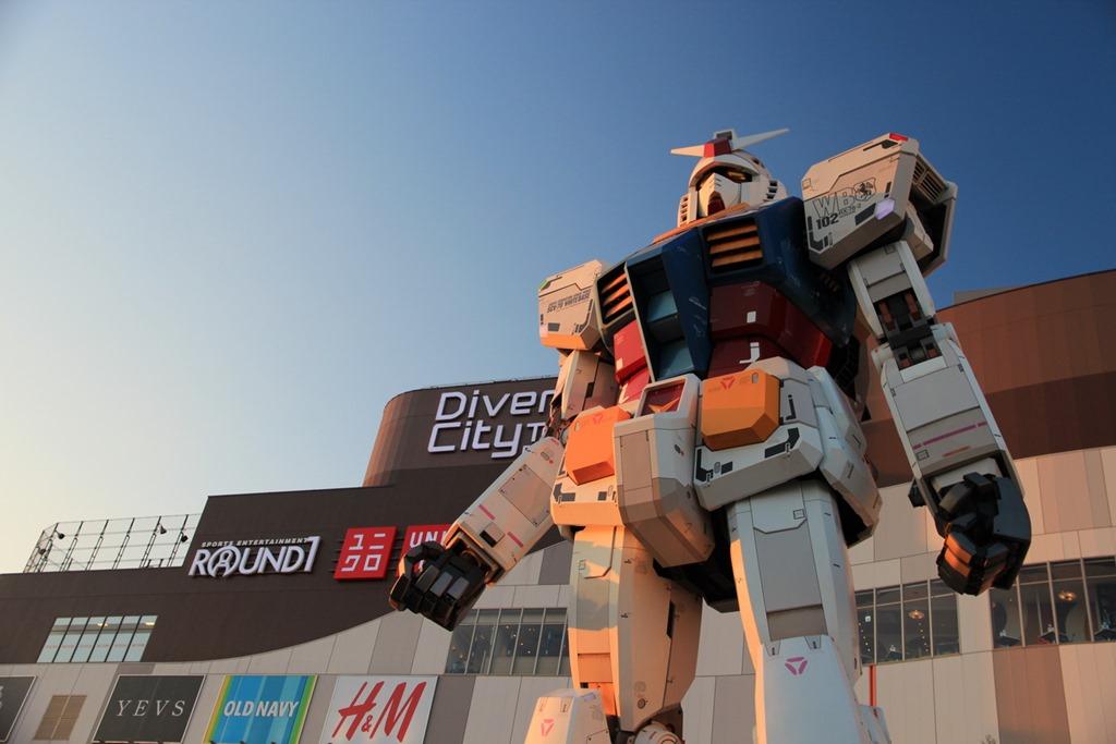 Tokyo Robots 001