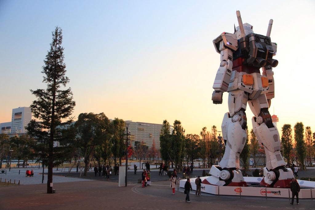 Tokyo Robots 002