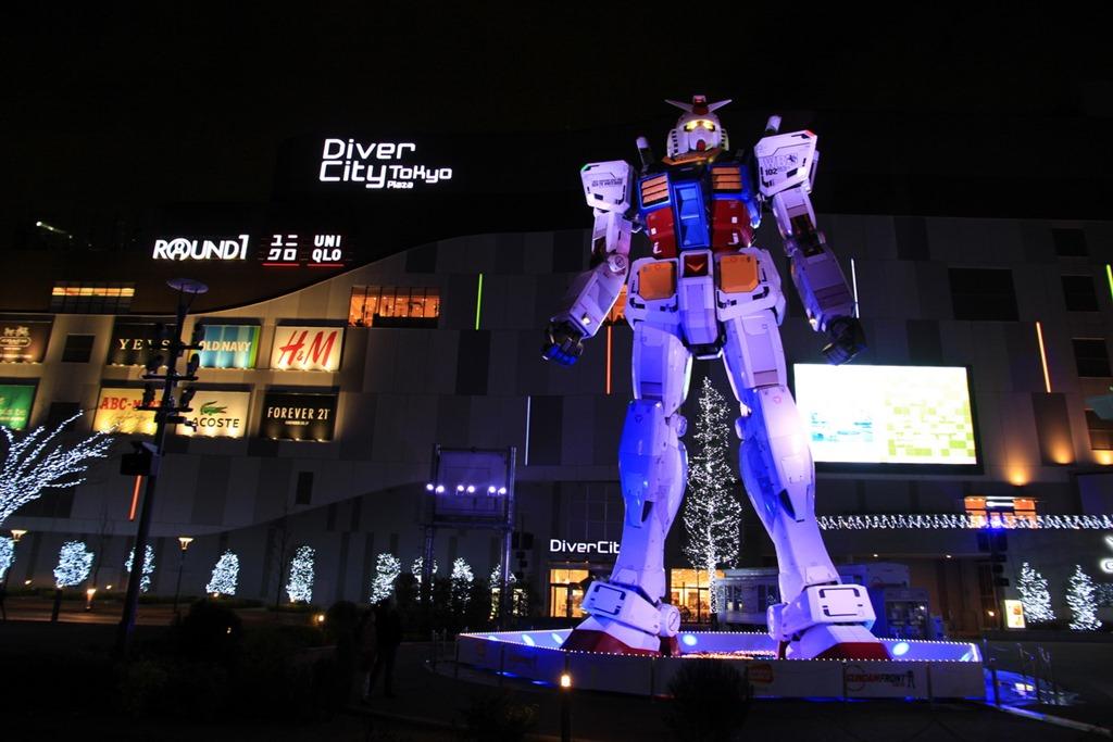 Tokyo Robots 005