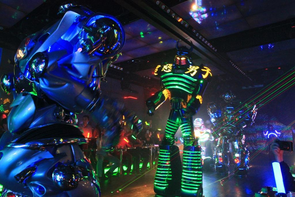 Tokyo Robots 038