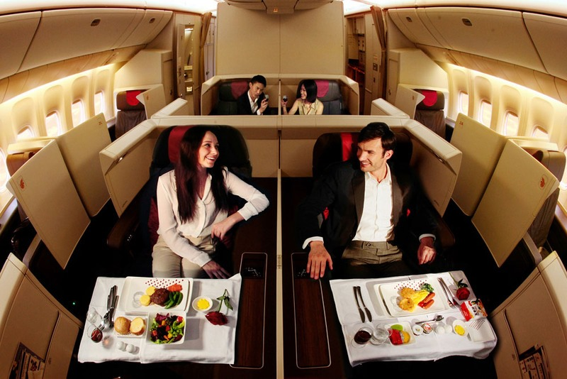 Air China 1st Class