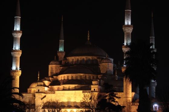 Blue Mosque 012