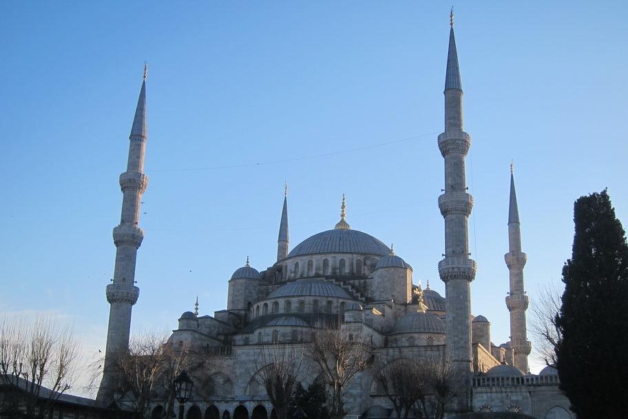 Blue Mosque 003