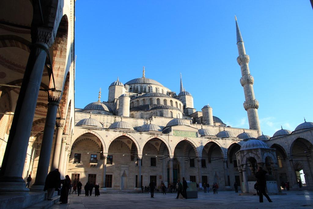 Blue Mosque 004