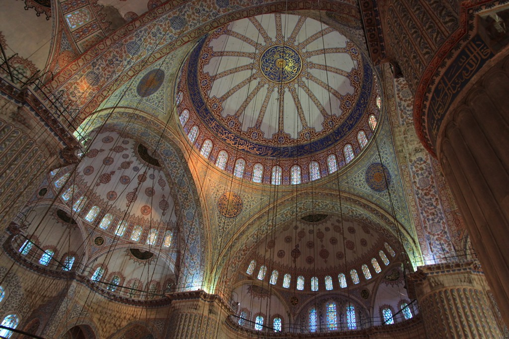 Blue Mosque 006