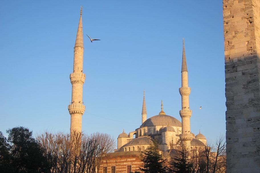 Blue Mosque 011