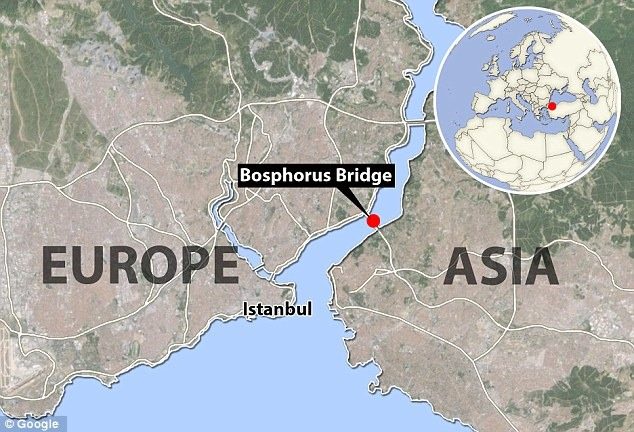 crossing the bosphorous strait a day trip from europe to