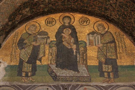 Hagia Sophia 019