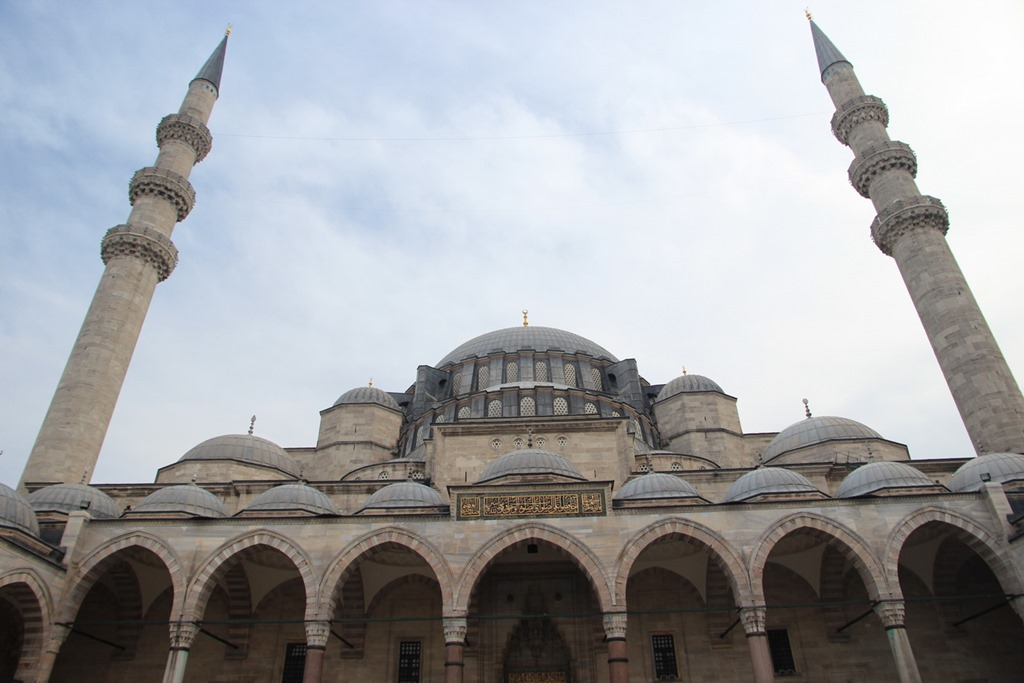 Istanbul's Magnificent Mosques  The Selfish Years