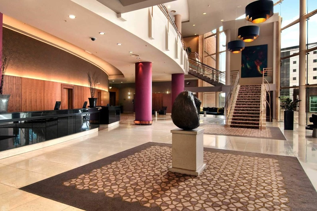 Belfast lobby