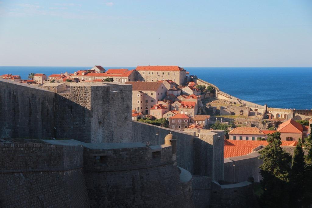 Dubrovnik Wall 002