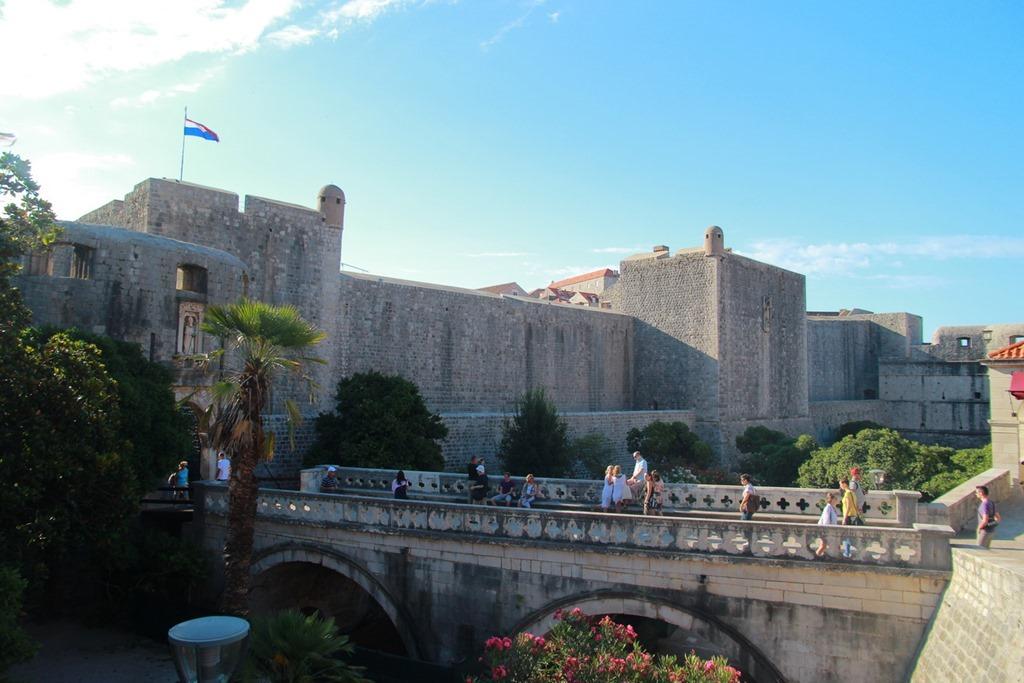 Dubrovnik Wall 003