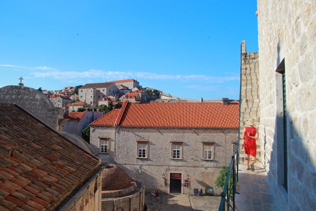 Dubrovnik Wall 005