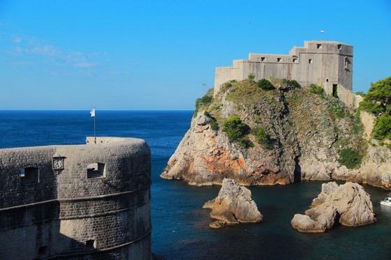 Dubrovnik Wall 007