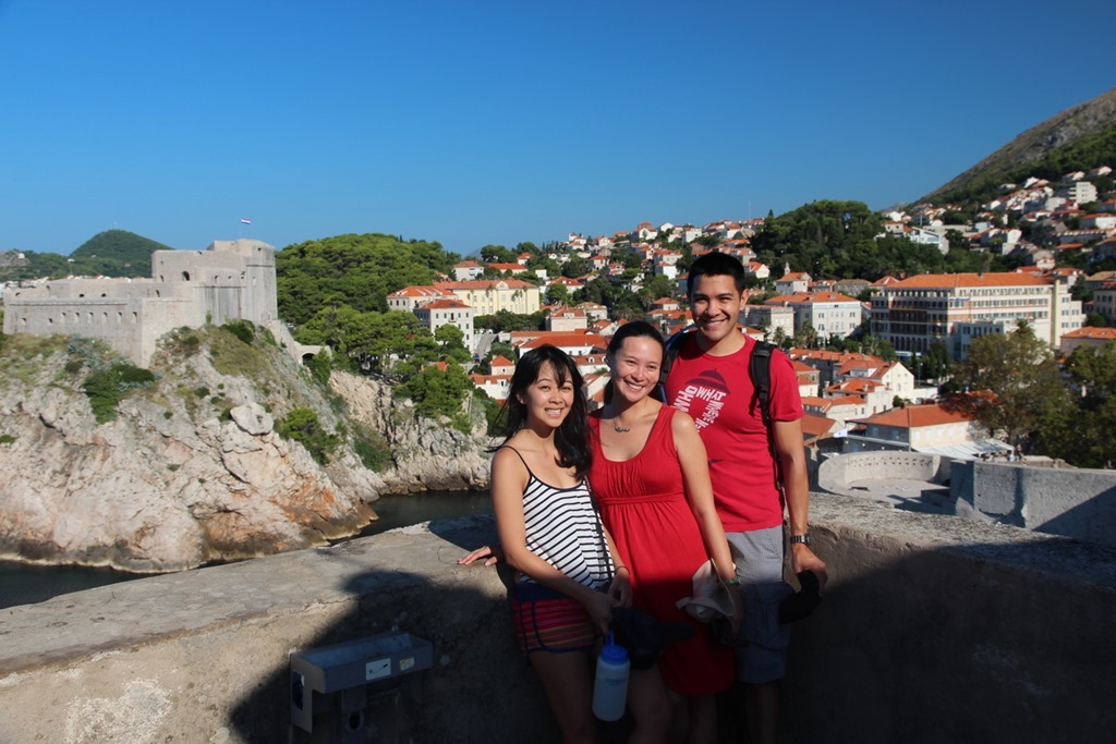 Dubrovnik Wall 010