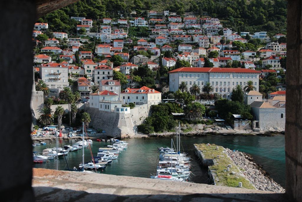 Dubrovnik Wall 012
