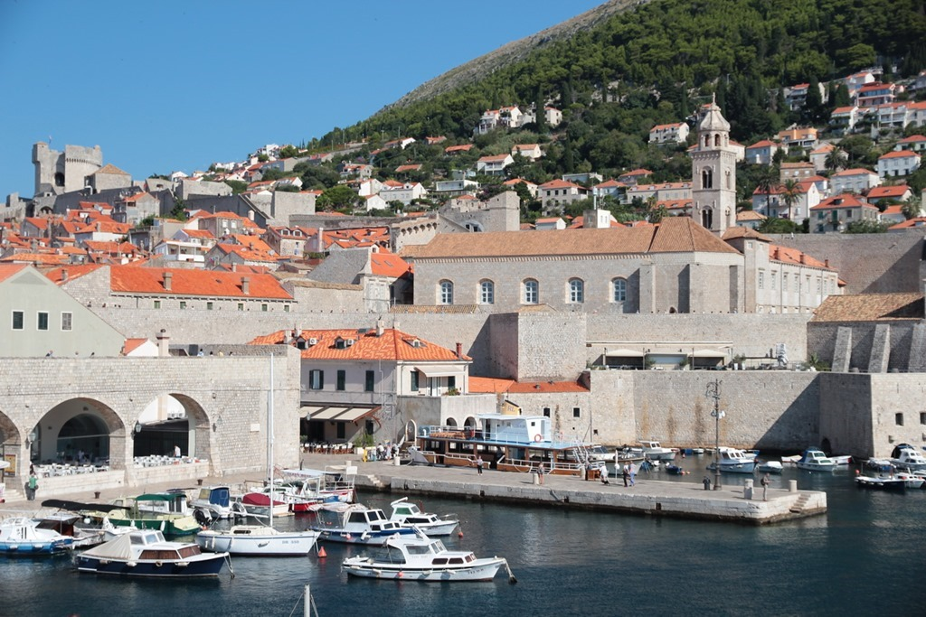 Dubrovnik Wall 013