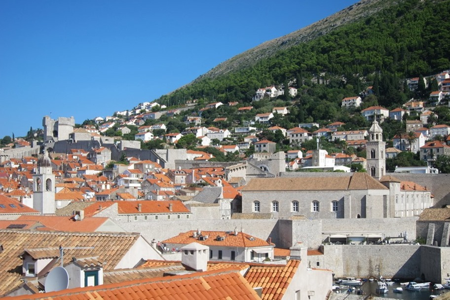 Dubrovnik Wall 014