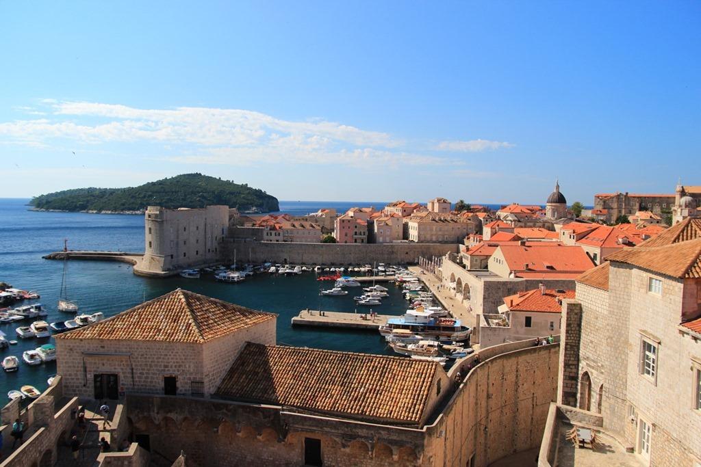Dubrovnik Wall 015