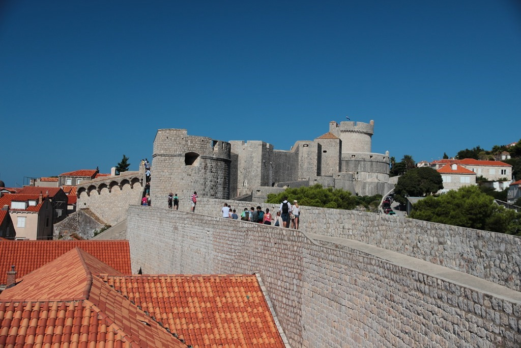 Dubrovnik Wall 018