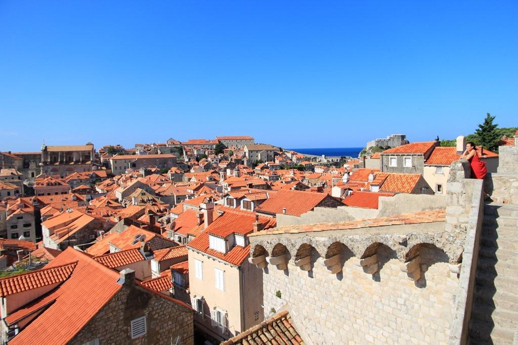 Dubrovnik Wall 020