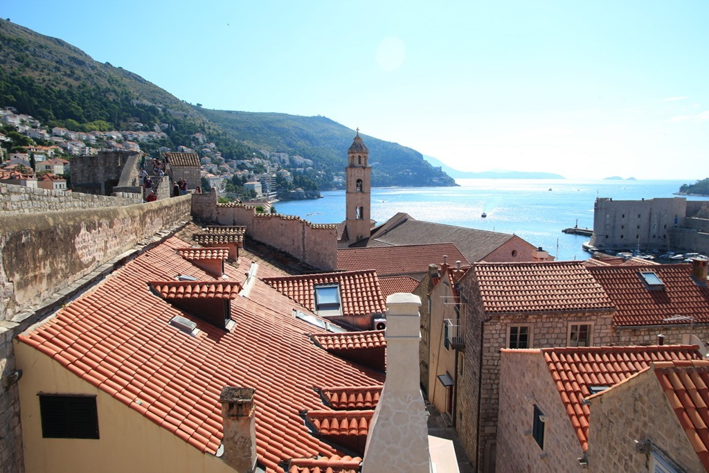 Dubrovnik Wall 021