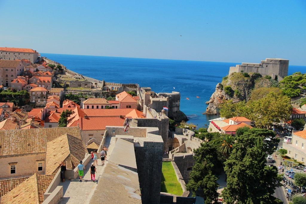 Dubrovnik Wall 022