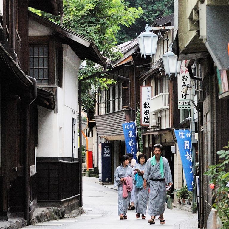 Shibu Strolling